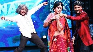Sunil Grover Aka Dr. Gulati & Rinku Bhabhi Killing It At Indian Idol 9 Grand Finale