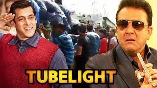 Salman FANS Breaks Gate To Watch Tubelight, Sanjay Dutt HIRES Salman's Manager
