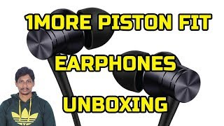 1more Earphones Unboxing and Review ||Telugu tech Tuts