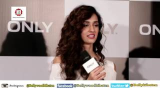 Disha Patani At Launching The Only For Bieber Collection