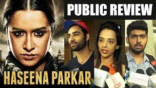 Haseena Parkar Public Review | Second Show | Shraddha Kapoor