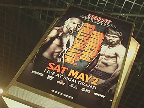 Fans Weigh in on Mayweather-Pacquiao Fight News Video