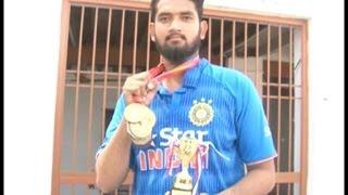 विकलांगता को मात देकर इस क्रिकेटर ने देश को जिताया एशिया कप