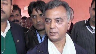 छलका अनिल शर्मा का दर्द, बोले मंडी के मंत्री नहीं देते साथ