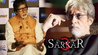 Amitabh Bachchan's FUNNY Reaction On SARKAR 3