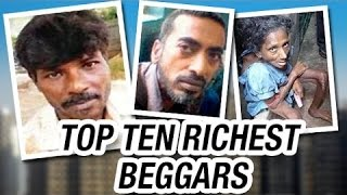 Top 5 Richest Beggars in India Who Earns in Lakhs