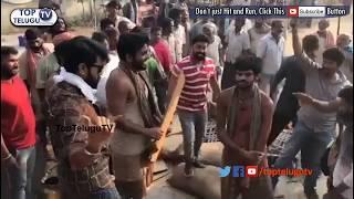 Funny Incident at Rangasthalam Movie Sets | Ram Charan | Jabardasth Mahesh | Getup Srinu