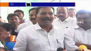YCP Mustafa Complaints Guntur Collector Over Corruption In Rural Employment Guarantee Scheme|iNews