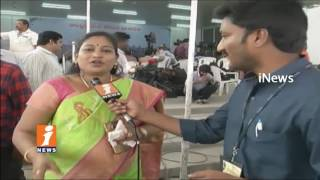 Face TO Face With TDP MLA Anitha On YCP MLA Roja Suspension In Assembly | iNews