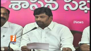 TRS MP Balka Suman Fires On TJAC Chairman Kodandaram Over His Comments On TRS Govt | iNews