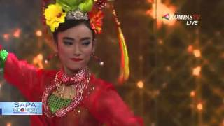 """Tarian """"Nyae Kembang"""""""