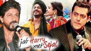 Shahrukh Defends Jab Harry Met Sejal Poor Performance, Salman BACKS Out Of Remo's Dance Film
