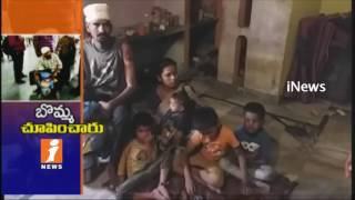 Unable To Pay Bribe For Gandhi Hospital Wheelchair | Patient Uses Toy Bicycle | iNews