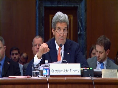 Kerry Agrees Russians Are Lying About Ukraine News Video