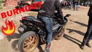 Superbike Stunting Show???? | FT. JS FILMS