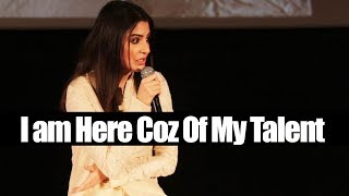 Anushka Sharma's BEST REPLY On Nepotism | We Are Here Coz Of Our Talent