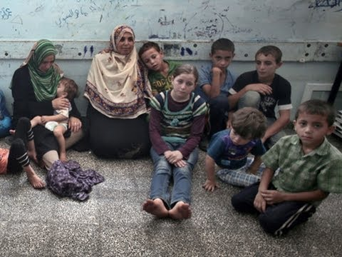 Scars Show As Gaza's Children Endure Third War News Video
