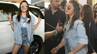 Alia Bhatt At Justin Bieber India Concert | Purpose Tour India