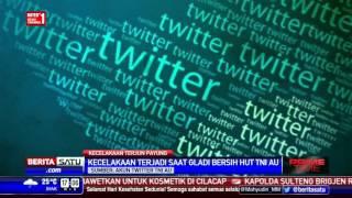 2 Penerjun Meninggal Saat Gladi Bersih HUT TNI AU di Halim