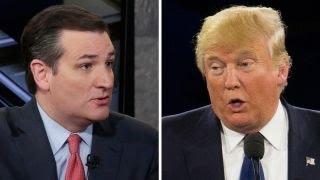 Cruz to Trump - 'You're a sniveling coward' News Video