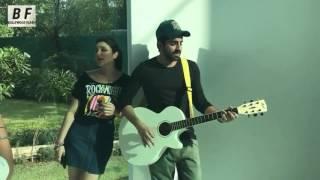 Haareya Me Dil Song | Ayushman Khurrana & Parineeti Chopra Singing Live | Meri Pyari Bindu