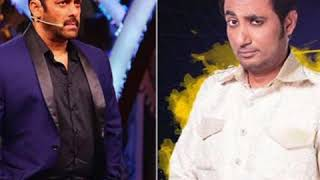 Evicted contestant Zubair Khan files complaint against Salman Khan
