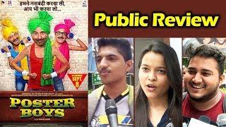Poster Boys Public Review | Second Show | Sunny Deol, Bobby Deol, Shreyas Talpade
