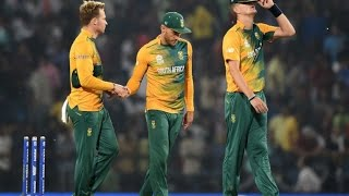 World T20 One of Our Nightmares - Faf du Plessis Sports News Video