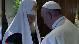 Pope Meets With Russian Orthodox Leader in Cuba News Video