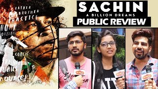 Sachin A Billion Dreams Movie PUBLIC REVIEW - Sachin Tendulkar