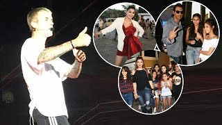 Bollywood CELEBS At Justin Bieber India Concert | Arbaaz Khan | Arpita Khan | Arjun Rampal | Malaika
