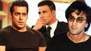 Salman WONT Do A Film With Akshay, Ranbir's Dutt Biopic Wont Clash With Tiger Zinda Hai