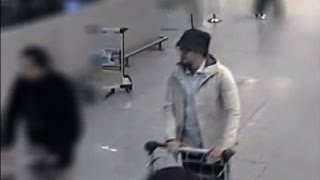 Raw- Video of Brussels Attack Suspect Released News Video