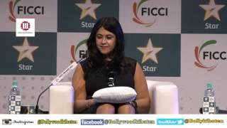 Ekta Kapoor Anurag Kashyap Nagraj Manjule & Akash Thosar FICCI FREMES 2017