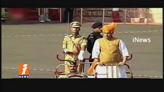 69th IPS Batch Passing Out Parade at NPA | Rajnath Singh To Attend | Hyderabad | iNews