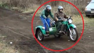 Video Lucu Aksi Gagal Motor Bikin Ngakak Banget