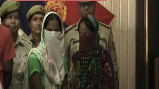 मेरठ - लिफ्ट मांगकर लोगों को लूटने वाली लड़किया गिरफ्तार