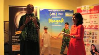 RIFF Film Club launched with special movie show of film Dhanak for special kids