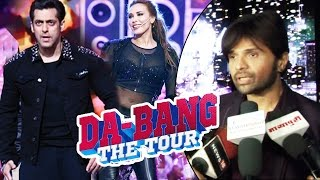 Iulia Vantur To Be Part Of Salman's DA-BANG TOUR 2017 - Himesh Reshammiya Confirms
