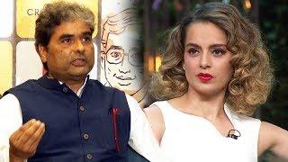 Vishal Bhardwaj SUPPORTS Kangana Ranaut, She Is Tough - Kangana Aap Ki Adalat Interview