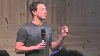 Mark Zuckerberg - Talk about dislike button of Facebook