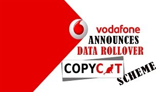 VODAFONE Announce Data Rollover Scheme Red plans full detail by pitara channel