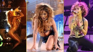 JLo's $exiest Pictures Since The 1990's - Check Out Video