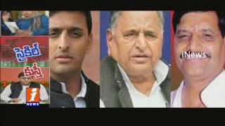 Akhilesh Yadav To Meet Election Commission In Delhi   Stakes Claim To Cycle Symbol iNews