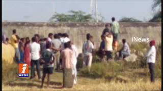 Woman Brutally Killed By Unknown People at Munagala | Suryapet | Telangana | iNews