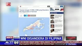 4 WNI Sandera Abu Sayyaf Terpisah dari 10 Warga Indonesia Lainnya