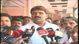 GHMC Commissioner and Bonthu Rammohan Inspects Areas in Hyderabad | iNews