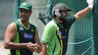 Shahid Afridi Was Not Serious During World T20, Alleges Waqar Younis - Sports News Video