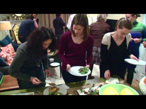 Latest Dining Trend- Feasting at Home News Video