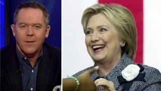 Gutfeld: Clinton reveals how progressives really think
